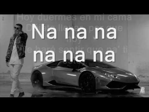 Kevin Roldan - Na Na Na (Letra)