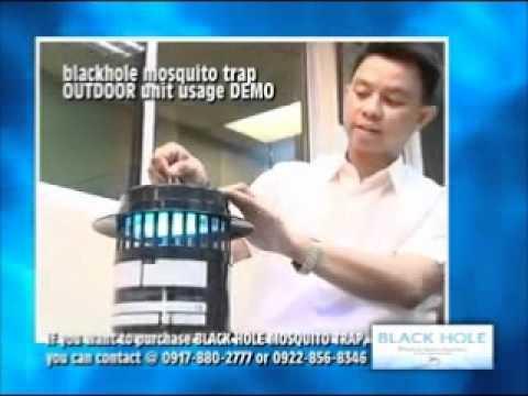 Black Hole Mosquito Trap Air Clean