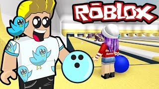 Roblox / Strike! Strike! / Bowling in Roblox / Gamer Chad Plays