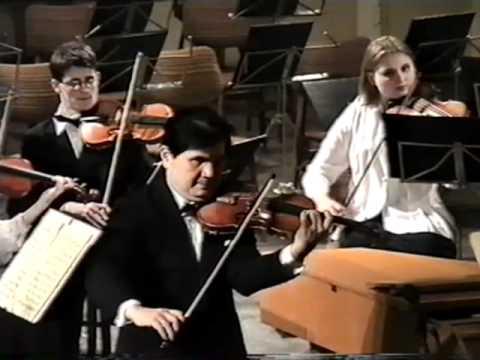 Bach: É-Dúr hegedűverseny (BWV 1042); Kodály-Debrecen, Takayoshi Wanami