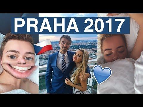 Praha 2017: Anfall på fly, søvn & sexbutikker
