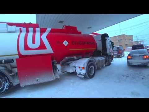 Спасаем бензовоз + забрал машину со вклейки ПАНОРАМНОГО остекления!