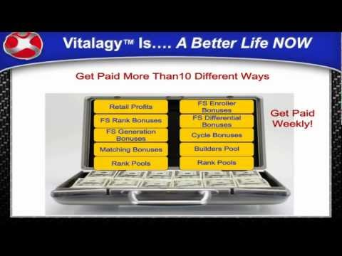 Vitalagy Pre-Launch Leaders Premiere Presentation With Product Info