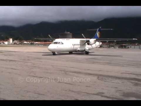 Ultimo Vuelo Santa Barbara Airlines a Merida
