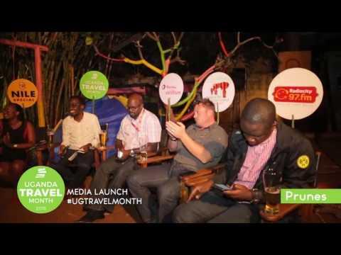 #UgTravelMonth Media Launch