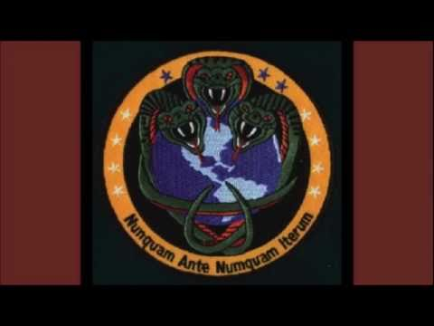 Sinister PSYOPS Mission Patches - (Part 1)