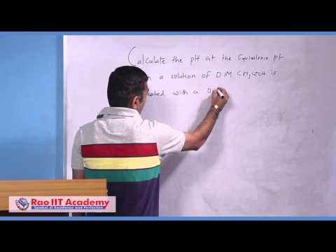 Hydrolysis - IIT JEE Main and Advanced Chemistry Video Lectu