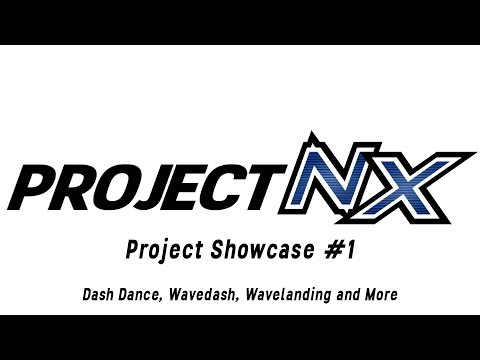 ProjectNX Showcase #1 - Wavedash, Dash Dance, Momentum Transfer And More!