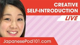 Creative Ways to Intr๐duce Yourself in Japanese