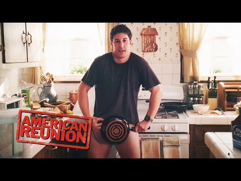 American Reunion | Waking Up Naked | Jason Biggs