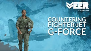 Women Fighter Pilots E2P3   How Pilots Survive Extreme Levels Of G Force   Veer by Discovery