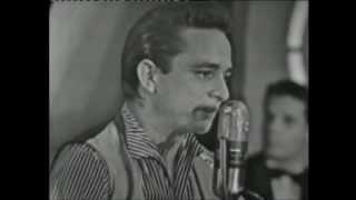 Johnny Cash (Live) - I Got Stripes