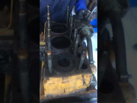 Дефектовка мксм-800/двигатель зетор 5201