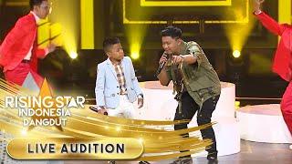 Denny Caknan & Alwiansyah Bawakan [Numpak RX King] | Live Audition | Rising Star Indonesia Dangdut