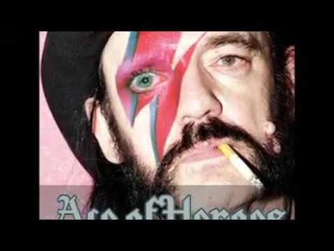 David Bowie Motörhead Butsenzeller - Let's Ace