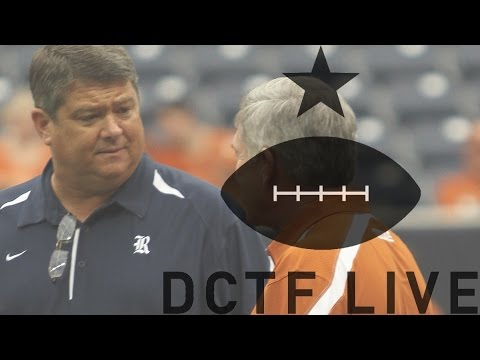 Which current or former Texas college football coach would you pick to run for governor?