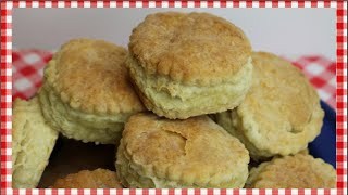 Sour Cream Biscuits ~ How To Make Sour Cream Biscuits ~ Noreen's Kitchen