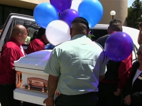 Thousands Mourn Navajo Girl Killed
