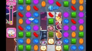 Candy Crush Saga Level 1489 (No booster, 3 Stars)