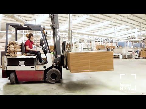 VÍDEO: Una web recogerá toda la información sobre el sector empresarial del mueble de Lucena