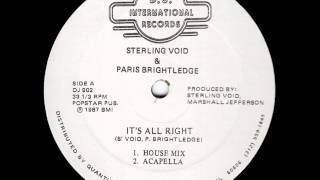 Sterling Void & Paris Brightledge - It