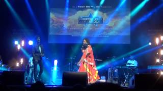 tu hi to meri dost hai+sans main teri HD song shreya ghoshal live manchester O2 apollo live may 2014
