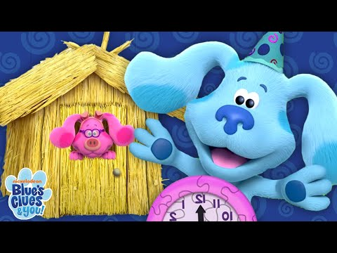 Magenta & Blue's BEST ADVENTURES 30 Minute Compilation! | Blue's Clues & You!