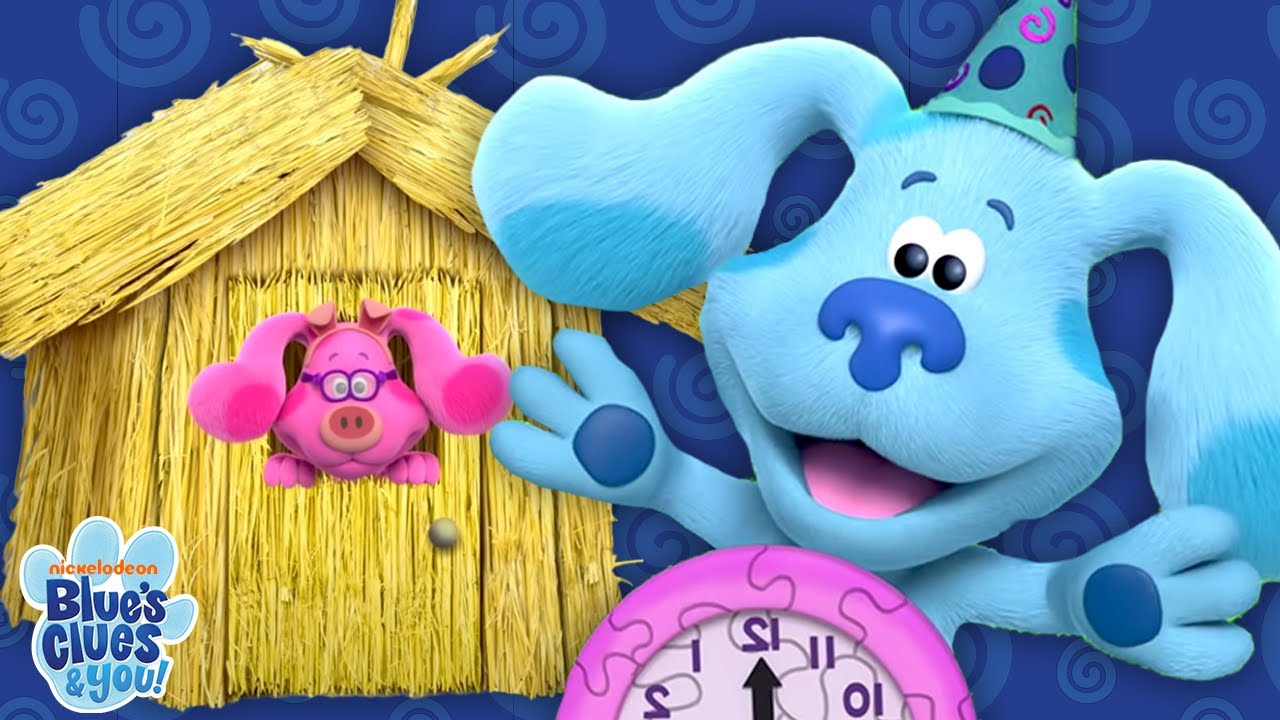 Download Magenta & Blue's BEST ADVENTURES 30 Minute Compilation! | Blue's Clues & You!