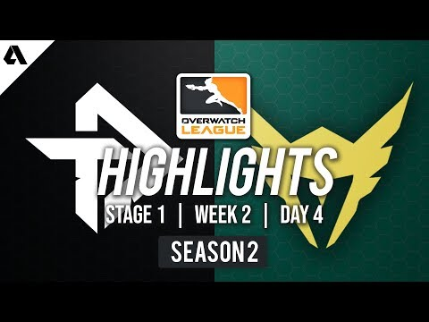 Toronto Defiant vs LA Valiant | Overwatch League S2 Highlights - Stage 1 Week 2 Day 4 thumbnail