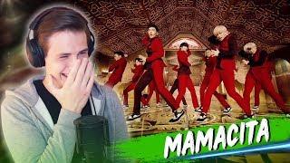 SUPER JUNIOR - MAMACITA (MV) РЕАКЦИЯ