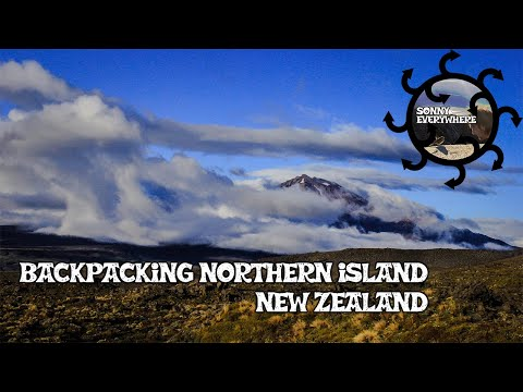Backpacking Northern Island New Zealand | Aftermovie