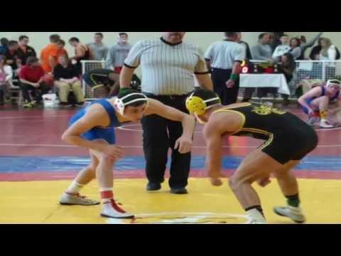Meet AU Wrestling 2015-16 Michael Dahlstrom