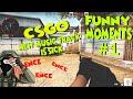 [HINDI] CS:GO NEW MUSIC KIT   The Verkkars   EZ4ENCE  | Funny Moments | Frag & Trolling Highlights