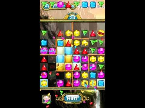 Jewel Saga - All levels completed (150/150, 150/150, 150/150) - Tous les niveaux terminés