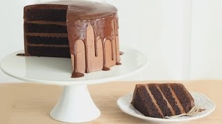 chocolate cake without egg