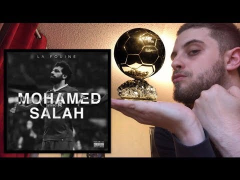 REACTION - LA FOUINE - MOHAMED SALAH : FUTUR BALLON D'OR ?