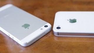 iPhone 5 vs iPhone 4S Speedtest Comparison  Review