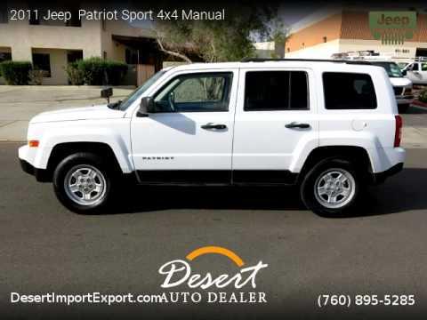 2011 jeep patriot latitude owners manual