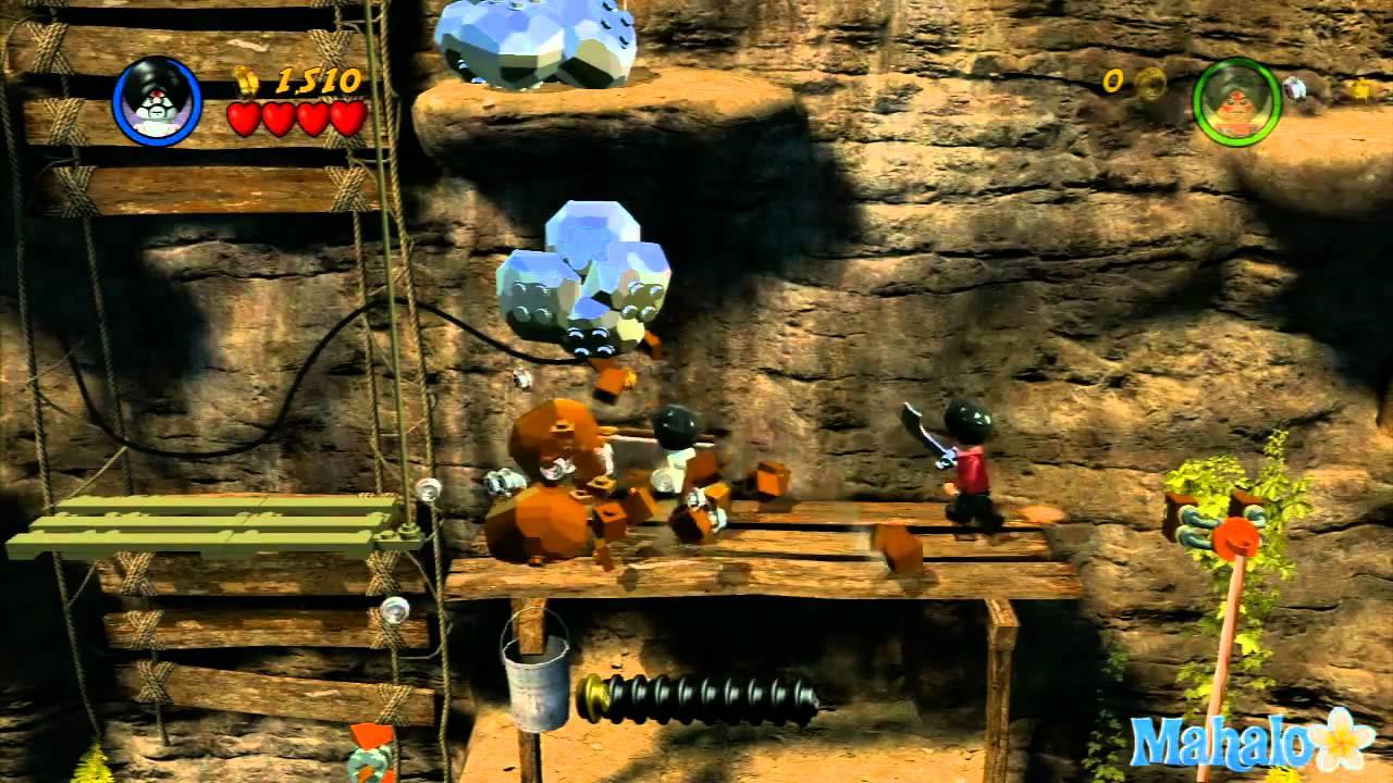 Lego Indiana Jones 2 Temple Of Doom