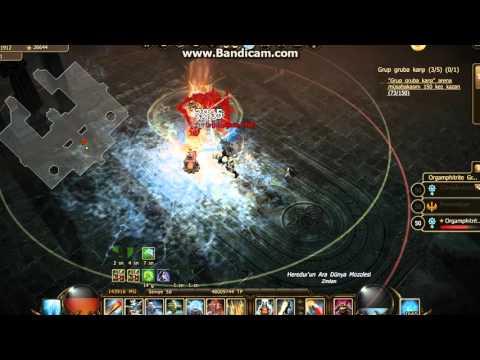 Drakensang Online Orgamphitrite Heredur Fatal Solo