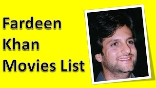 Fardeen Khan Movies List
