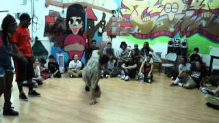 Down By Law 2 Allstyles 2 vs 2 Rd. 2 : We Are Farmers vs Knowbody & Janae