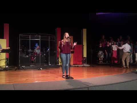 You Say - Lauren Daigle Cover
