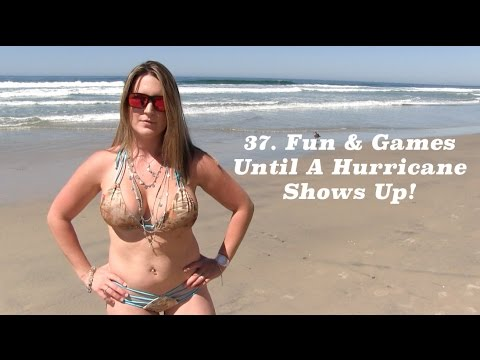 We Go To A NUDE Beach!! - Lazy Gecko VLOG 36