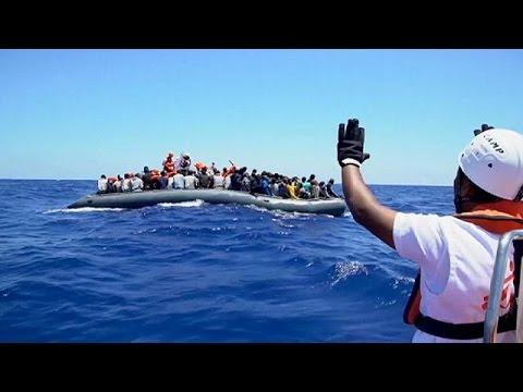 Ιταλία: 5.000 μετανάστες διεσώθησαν την Πέμπτη