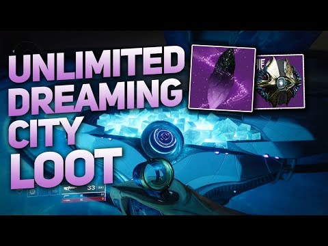 UNLIMITED DREAMING CITY LOOT - Oracle Offering Glitch (Destiny 2 Forsaken) thumbnail
