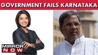Government Fails Karnataka, Citizens Angry Over Govt Inaction I The Urban Debate With Faye D'Souza
