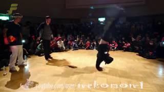 RED BULL BC ONE ALL STARS vs 忍び桜 BEST8 BREAK SIDE FULL THROTTLE 10th ANNIV.