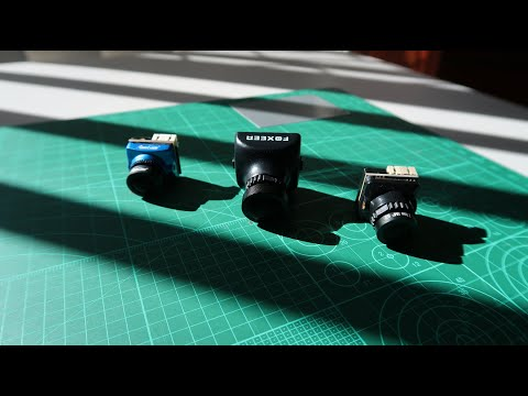Фото JJA Mini B19 1500TVL, $12 FPV Camera Review (compared with Runcam Phoenix 2)
