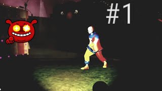 I HATE THOSE CLOWNS😠.(SCARY CLOWN SURVIVAL) #1